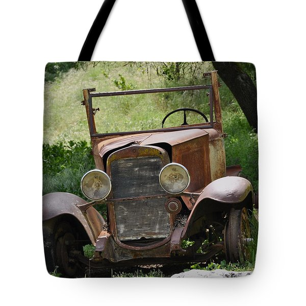 Left To Die Tote Bag by Debby Pueschel