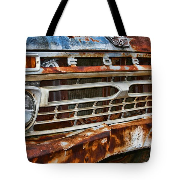 Left To Rust By Diana Sainz Tote Bag