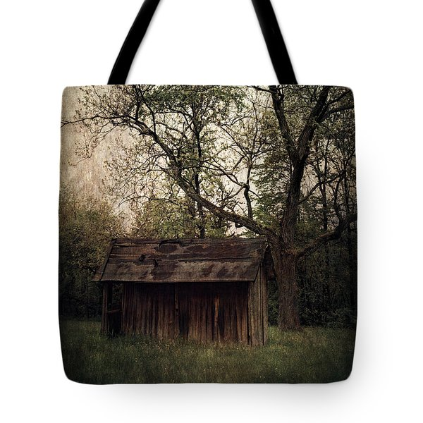 Left Untouched Tote Bag by Dale Kincaid