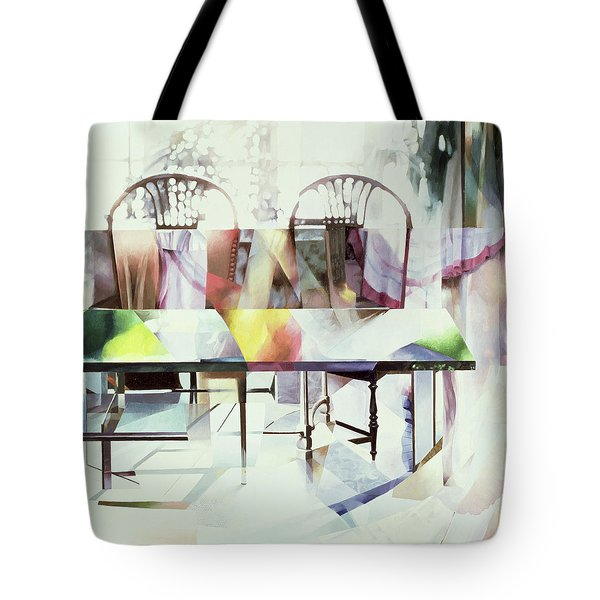 Legato Tote Bag by Jeremy Annett