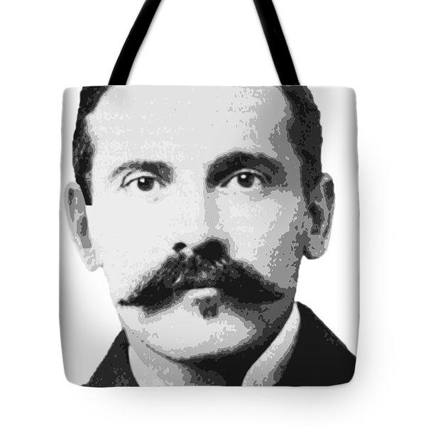 Legend Doc Holliday Tote Bag