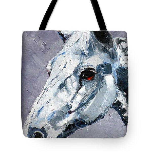 Legend - Sport Horse Tote Bag