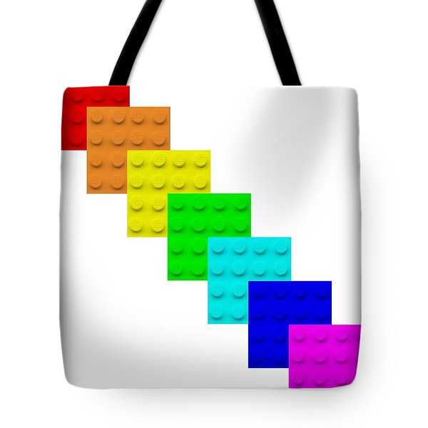 Lego Box White Tote Bag