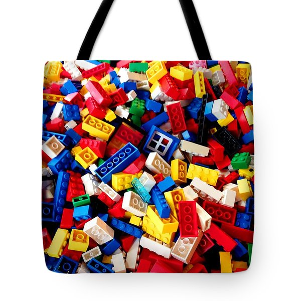 Lego - From 4 To 99 Tote Bag