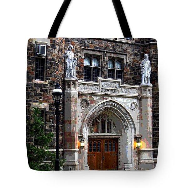 Lehigh University Bethlehem Packard Laboratory Tote Bag