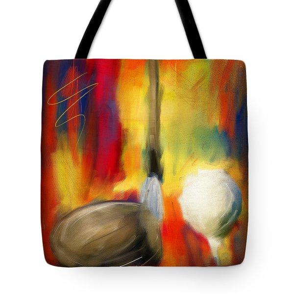 Leisure Play Tote Bag