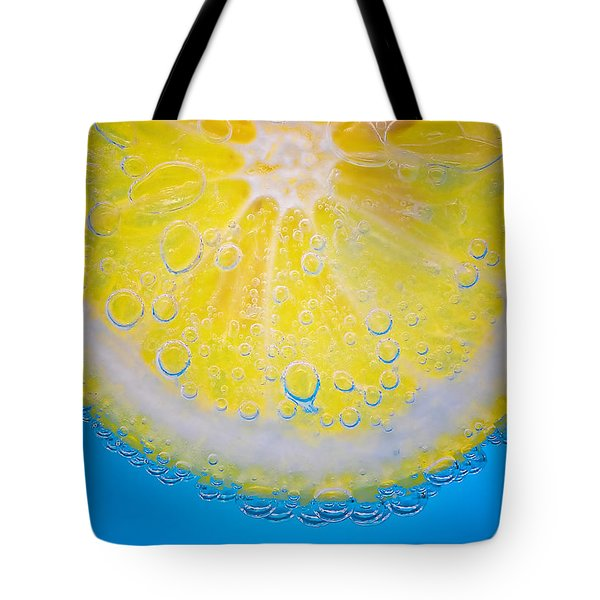 Lemon Drops Tote Bag