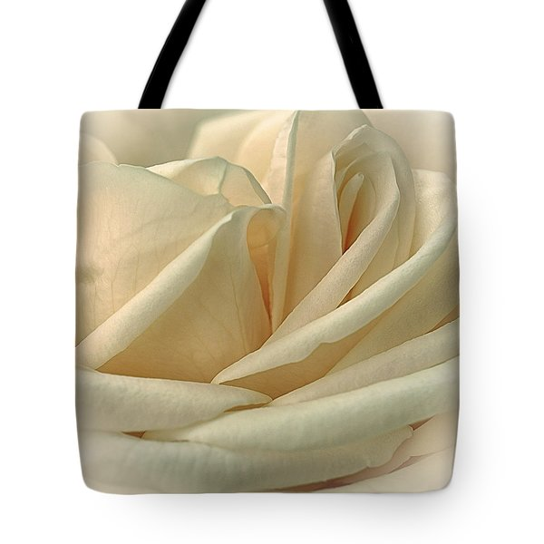 Lemon Meringue Tote Bag by Darlene Kwiatkowski