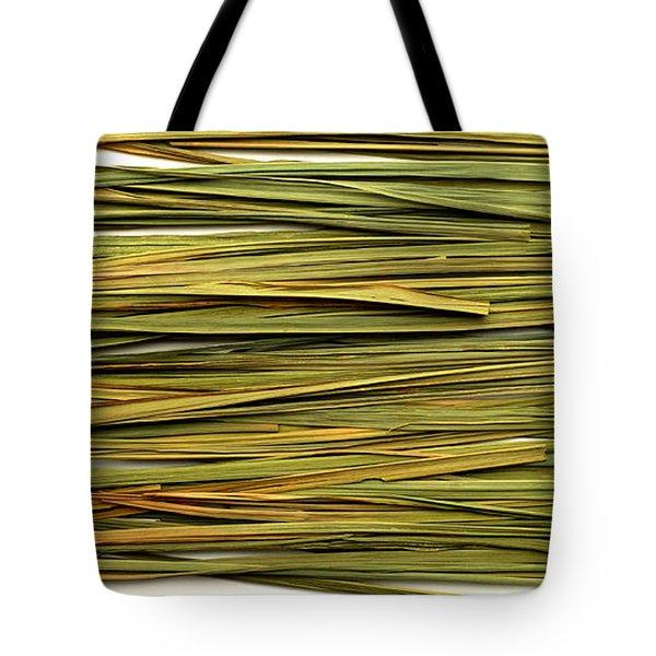 Tote Bag featuring the photograph Lemon Verbena by Fabrizio Troiani