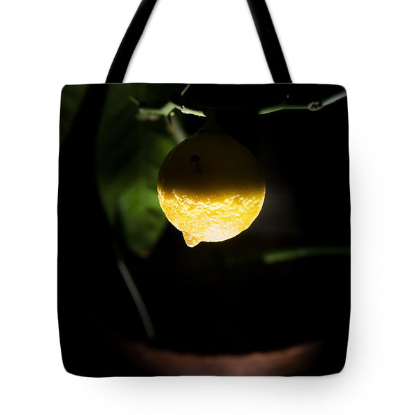Lemon's Planet Tote Bag