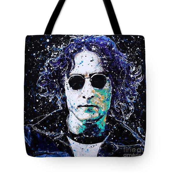 Lennon Tote Bag