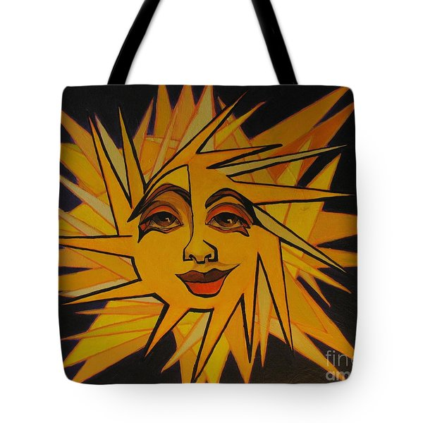 Lenny - Here Comes The Suns Tote Bag