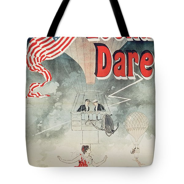 Leona Dare Tote Bag