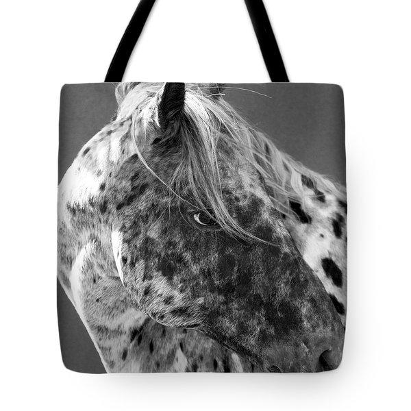 Leopard Appaloosa Tote Bag
