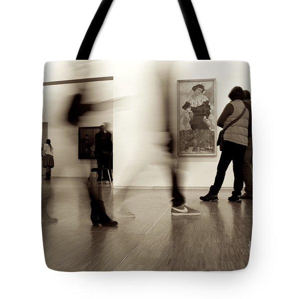 Les Fantasmes De Pompidou Tote Bag