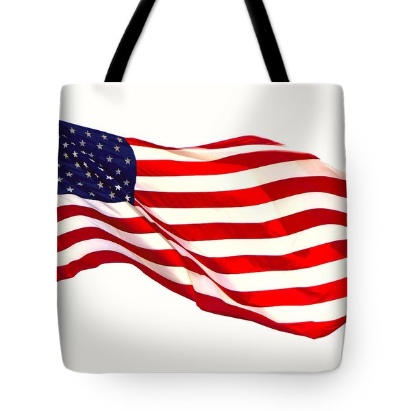Let Freedom Reign Tote Bag