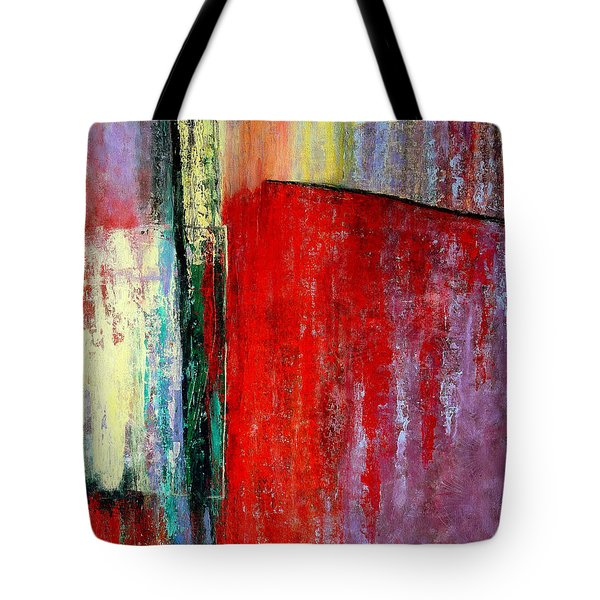 Let Justice Roll Down Like The Waters Tote Bag