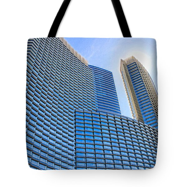 Let The Sun Shine Tote Bag by Tammy Espino