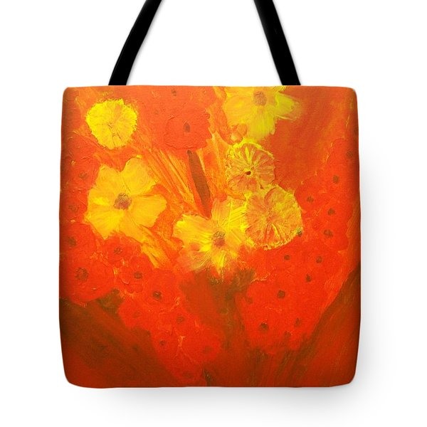 Let Them Have Tomorrow Tote Bag by Laurette Escobar