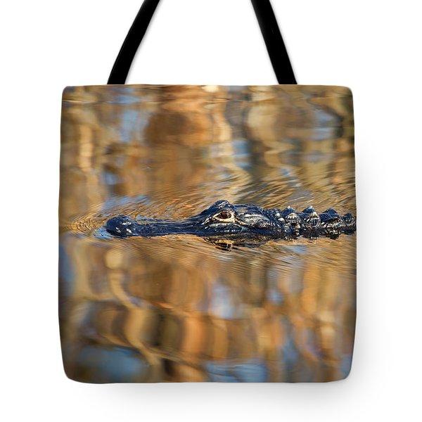 Lethal Glide Tote Bag
