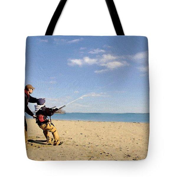 Let's Go Fly A Kite Tote Bag