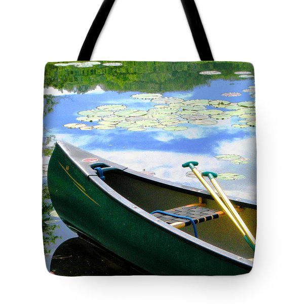 Let's Go Out In The Old Town Tote Bag