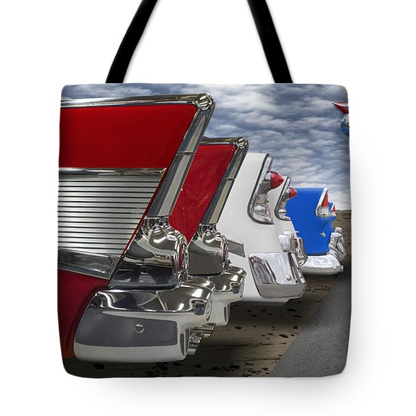 Lets Hear It For The Red White And Blue Tote Bag