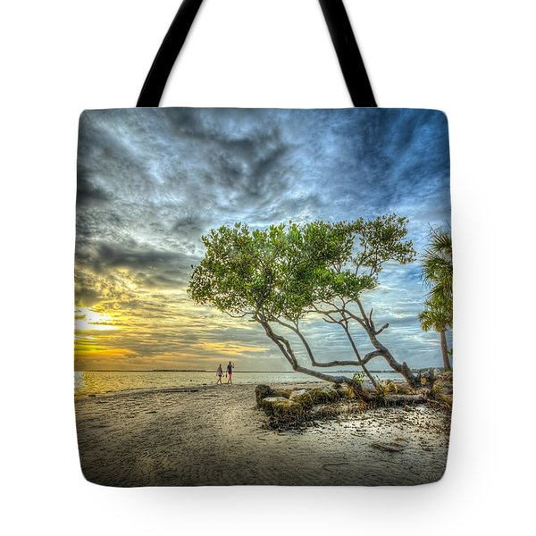 Let's Stay Here Forever Tote Bag