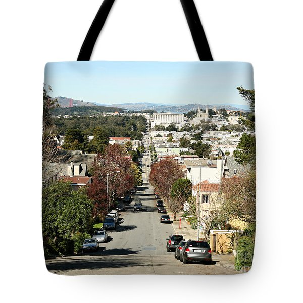 Tote Bag featuring the photograph Let's Take It From The Top by Carol Lynn Coronios