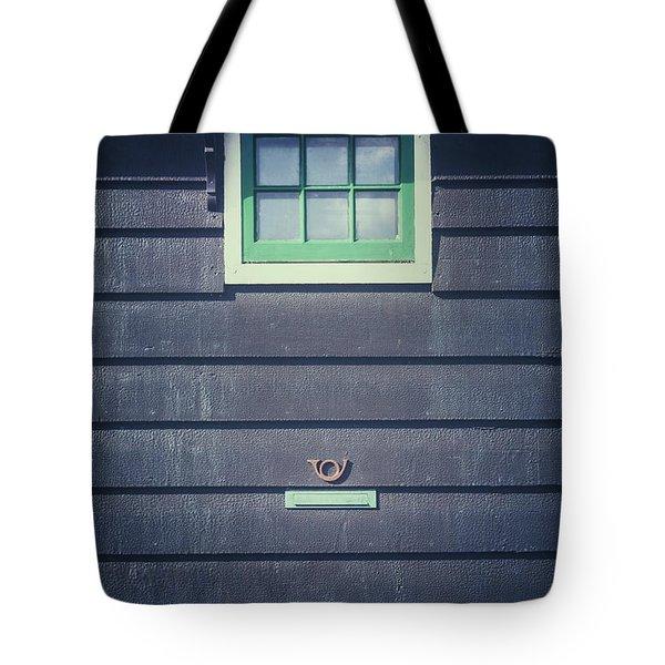 Letter Box Tote Bag by Joana Kruse