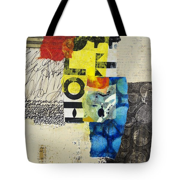 Letter To Myself Tote Bag