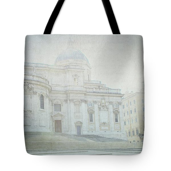 Letters From Roma Tote Bag