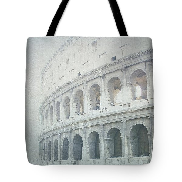 Letters From The Colosseum Tote Bag
