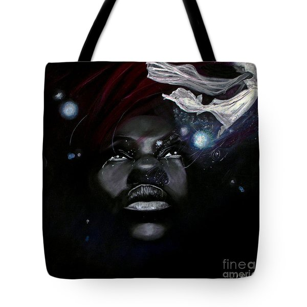 Letting Go Tote Bag by Chelle Brantley