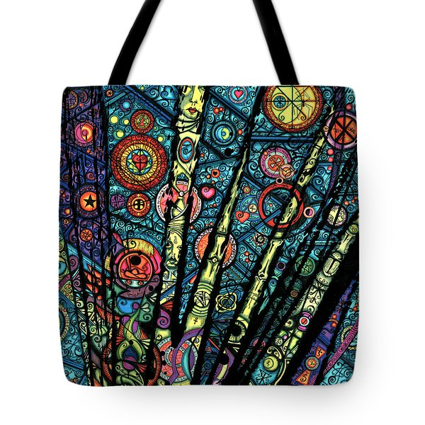 Letting Go Of Past Love Tote Bag