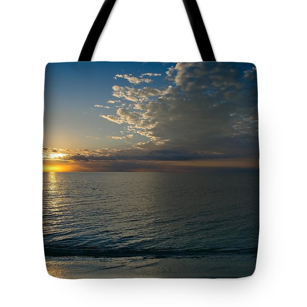 Tote Bag featuring the photograph Letting The Light In by Melanie Moraga