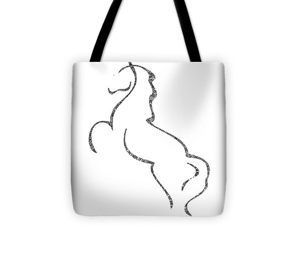 Levade Tote Bag by Bethany Martin
