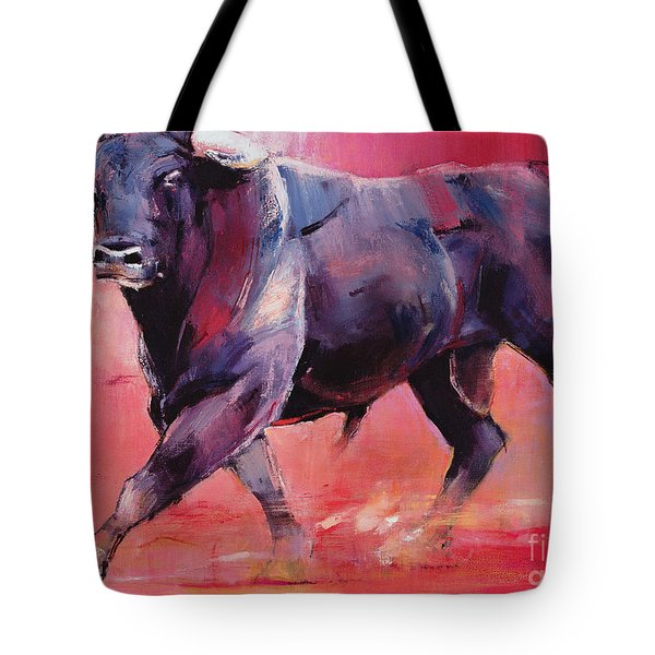 Levantado Tote Bag by Mark Adlington