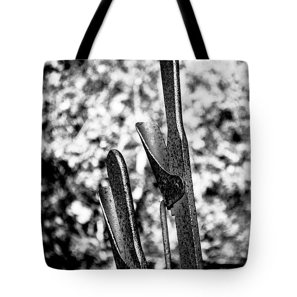 Levers Tote Bag