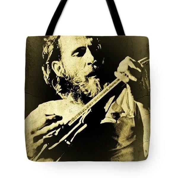 Levon Tintype Tote Bag