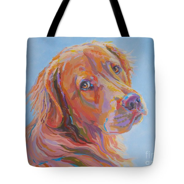 Lewis Tote Bag by Kimberly Santini