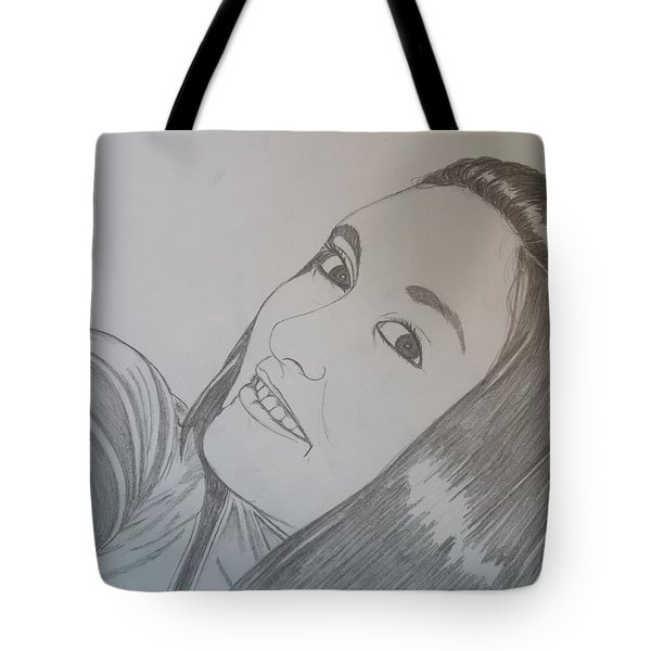 Lexi Tote Bag by Justin Moore