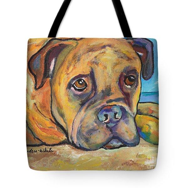 Lexie Tote Bag by Pat Saunders-White