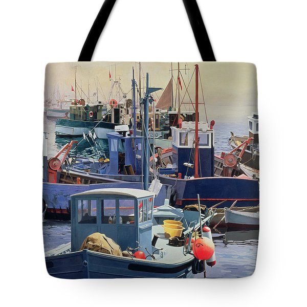 Liaisons Tote Bag by Jeremy Annett