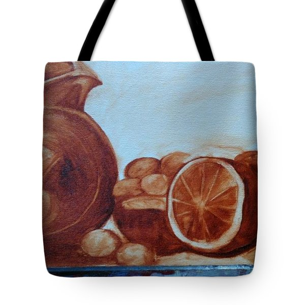 Libations Tote Bag