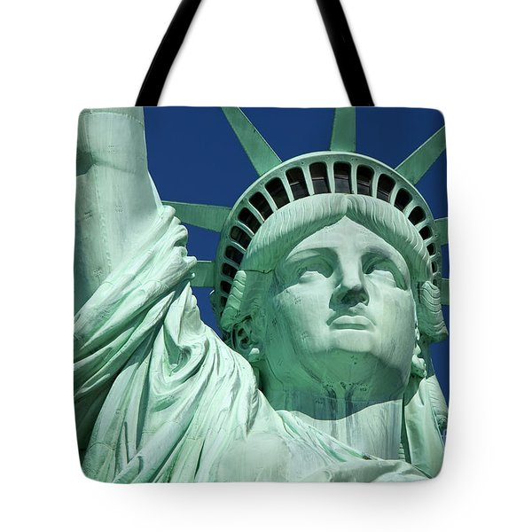 Liberty Tote Bag by Brian Jannsen