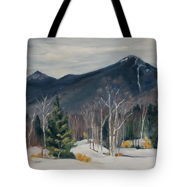 Liberty In Franconia Range Tote Bag