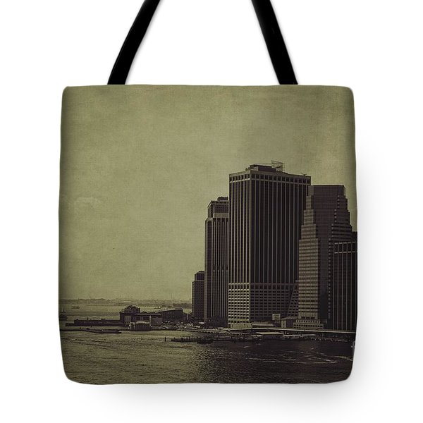 Liberty Scale Tote Bag by Andrew Paranavitana