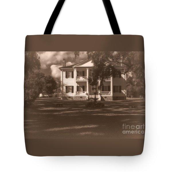 Liendo Plantation Home Tote Bag