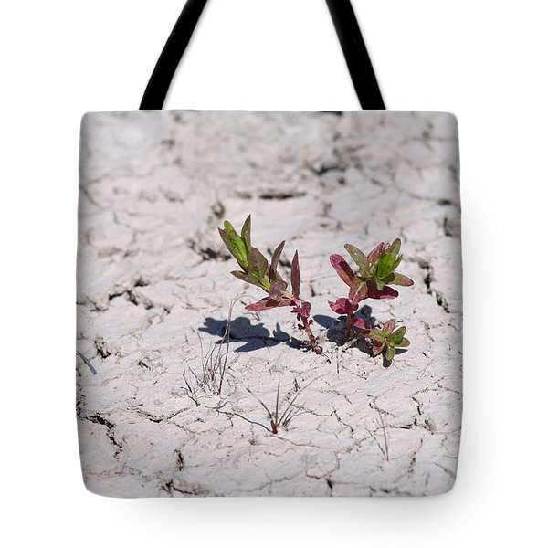 Life Against All Odds Tote Bag